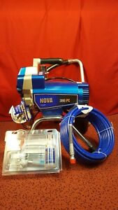 Graco Nova 390 Pc Airless Paint Sprayer new Pick Up Only