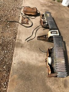 1968 Mercury Cougar Headlight Grill Assembly