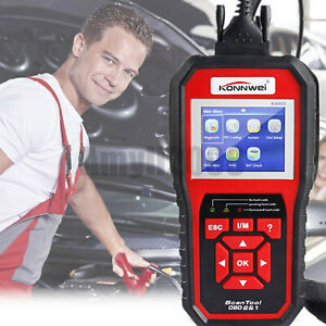 Kw850 Obd2 Eobd Car Automotive Engine Fault Code Reader Diagnostic Scanner Tool