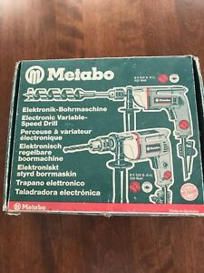Metabo 1 2 Drill 526