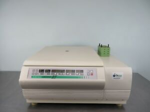 Sorvall Legend Rt Refrigerated Centrifuge With Swing Rotor And Warranty See Vid