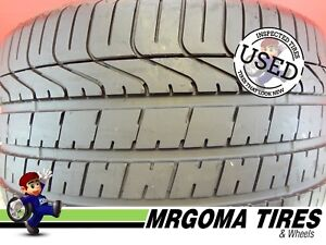 1 Pirelli Pzero 295 30 20 Used Tire 10 32 99 Life No Patch P Zero 2953020