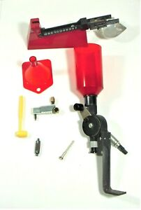LEE RELOADING TOOLS - POWDER MEASURE BALANCE SCALE AND OTHER PARTS