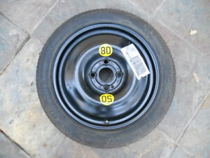 Mini Cooper Factory Oem Donut Spare 15 Inch 15 Wheel And Tire