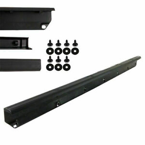 For 2005 2015 Toyota Tacoma Tailgate Protector Cover Top Cap Spoiler Textured