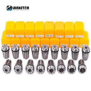 Collet Set Er Series Chuck Range Beating Precision For Cnc Milling Lathe Er20