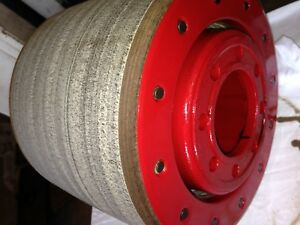 Farmall Ih Paper Belt Pulley For Show Or Use m h W4 w6 Others l ks Great