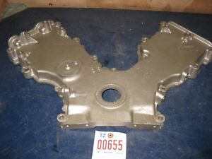 Timing Cover Ford 2002 4 6 Casting Numberxr3e 6c086 bb