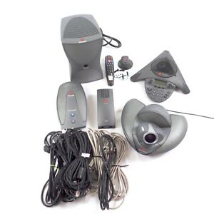 Polycom Vsx 7000 Video Conference Calling System W Cables