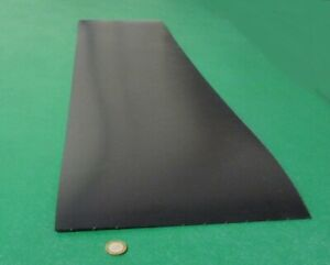 Tivar Uhmw Pe Black Sheet 125 1 8 Thick X 12 Wide X 48 Length