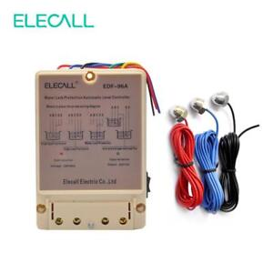 Water Automatic Level Controller Electronic Water Liquid Level Detection Sensor