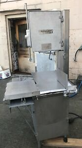 Hobart 5614 Commercial Meat Band Saw 2hp 3ph 200 230v