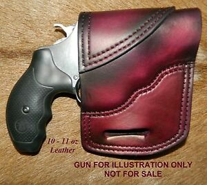 Gary C s Avenger Owb xh Revolver Holster Smith Wesson J Frame 2 Leather