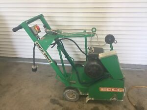 Edco Ds 18 5 230 1 Electric Walk Behind Concrete Saw 18