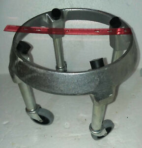 20 30 Qt Hobart Bowl Truck dolly For Mixer Bowls Great Condition