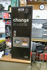 Rowe Bc 1 Bill Changer Coins Or Tokens Works Great