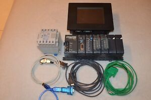 Complete Directlogic Plc 205 Koyo Whit Ez s6c ks Of Automation Direct