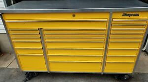 Snap On Triple Bank With Stainless Steel Top will Ship