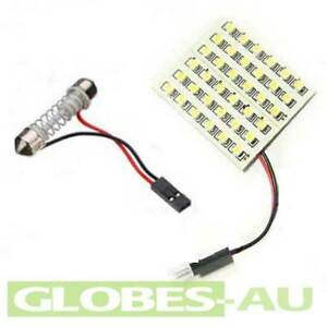 Interior Led Light Panel 36 Warm Fits Toyota Ford Hilux Prado 4wd Smd White 12v