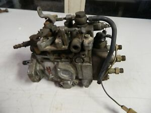 Bobcat 843 Injection Pump Perkins 4 154 P n 6599299 engine Injector