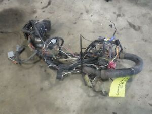 Jeep Wrangler Yj 87 90 4 2 6 Cyl Dash Wiring Harness Oem Factory