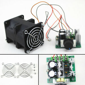 Universal Dc 12v Electric Car Turbine Turbo Charger Boost Fan Ace60 3 2a W Esc