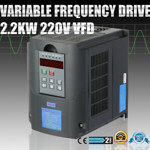 Variable Frequency Drive Low output Single Phase Close loop Newest