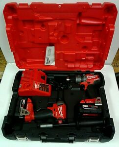milwaukee 2796 22 M18 Fuel W one key 2 tool Combo Kit