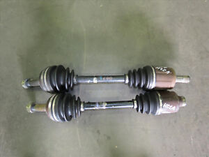 Jdm Honda Prelude H22a Obdii Oem Cv Joints Axles Drive Shaft M T 1997 2001 Bb7