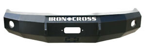 Iron Cross Base Front Bumper For Dodge Ram 2500 3500 06 09