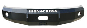 Iron Cross Base Front Bumper For Dodge Ram 2500 3500 10 15