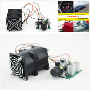 Universal Electric Turbine Charger Boost Intake Fans Car Turbo Ace60 Dc12v 3 2a