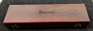Starrett 359zz 12 Wood Case Only