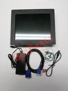 Bridgeport Lcd Color Monitor Kit Ez trak Ez surf Ez path Iii Pn 1259 1109