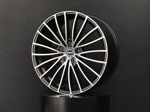 Zoe Tonic Wheels Rims 20x9 Inch 5x114 3 35 For Subaru Forester Legacy Outback