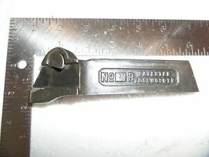 Armstrong No 31 r Parting Tool Holder Very Good Condition