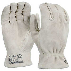 Firewall Wildland Firefighters Cleanup Gloves Large