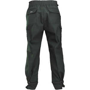 Fireline 6 Oz Nomex Iiia Wildland Fire Pants Green Small Extra Long Inseam