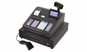 Sharp Xe a507 Advanced Cash Register With Scanner New