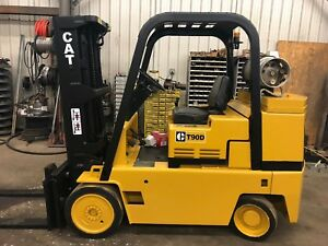Yale 15 000lb Capacity Forklift