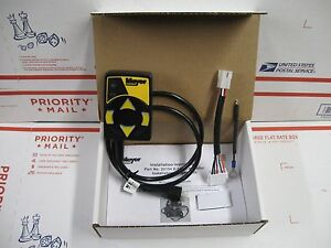 Meyer Touch Pad Snow Plow Controller 22154 New Has 12 pin Adapter Or Use 6 pin
