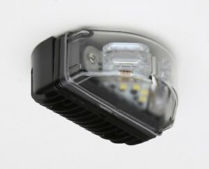 Whelen Linsv2c Clear Under Mirror Surface Mount Light Head