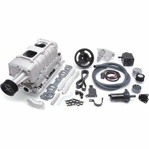 Edelbrock 1523 E force Enforcer Rpm Efi Supercharger System Small Block Chevy Vo