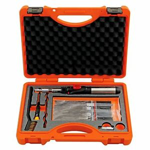 Power Tec Plastic Welding Kit Cordless With Piezo Ignition Pp ps pe abs Rods