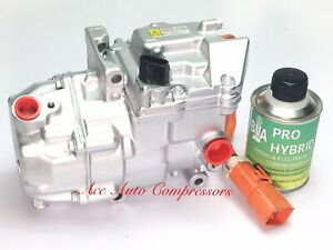2012 2015 Toyota Prius Vin Du Dp 7th And 8th A c Compressor Oem Yr Wrty