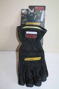12 Ironclad Heatworx Hw4 06 xxl Heat Cut Resistant Gloves Size Xxl