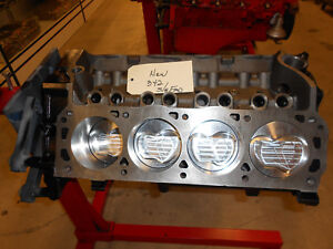 342 Ford Shortblock Forged Crank rods