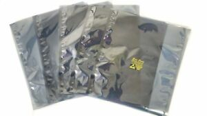 200 Esd Anti static Shielding Bags 7 x10 In inner Diameter open top 3 1 Mils