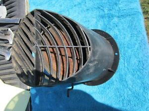66 67 Comet Fairlane Right Passenger Fresh Air Vent Housing 1966 1967