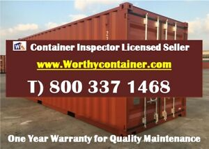20 Shipping Container Cargo Worthy In Birmingham Al